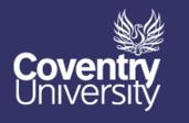 Screening 33 - Coventry University